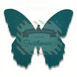 Fustella Sizzix Thinlits Little Butterfly