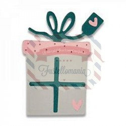 Fustella Sizzix Thinlits All wrapped Up