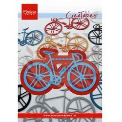 Fustella metallica Marianne Design Creatables Bycicle sport
