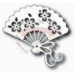 Fustella metallica Tutti Designs Oriental Fan