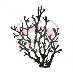Fustella metallica Marianne Design Craftables Coral