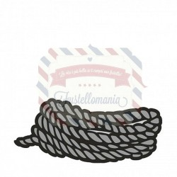 Fustella metallica Marianne Design Craftables Nautical Rope
