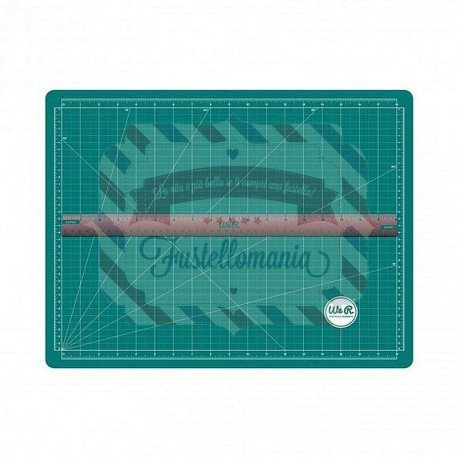 We R Memory Keepers Cutting pad magnetico con righello