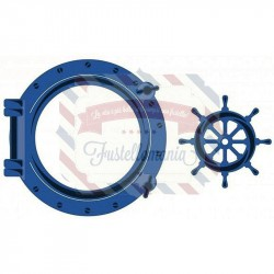 Fustella metallica Marianne Design Creatables Porthole