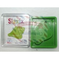 Fustella Sizzix Originals Green Seashell 1