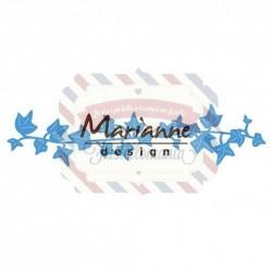Fustella metallica Marianne Design Creatables Hedera