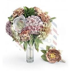 Fustella Sizzix Thinlits Bouquet & Boutonniere