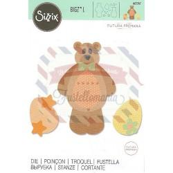 Fustella Sizzix BIGz L Orso