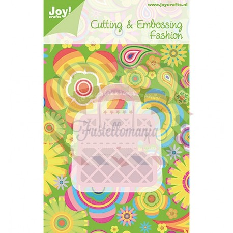 Fustella metallica Joy! Crafts Cutting & Embossing Stencil Bag 2