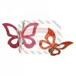 Fustella Sizzix Bigz 3D Butterflies