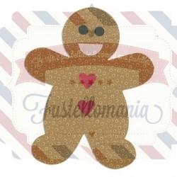 Fustella Sizzix BIGz L Gingerbread Man