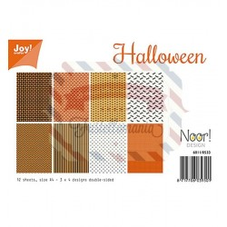 Carta da scrapbooking Joycrafts Paper Set A4 Halloween