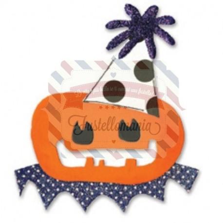 Fustella Sizzix Bigz Zucca Halloween