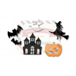 Fustella metallica Halloween Set