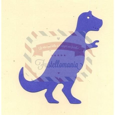 Fustella Sizzix BigZ Tirannosaurus Rex