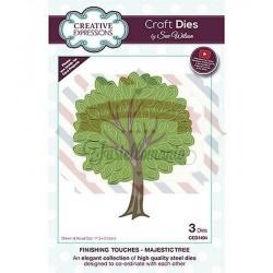 Fustella metallica Creative Expressions Majestic Tree