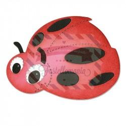 Fustella Sizzix Bigz Ladybug