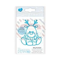 Fustella metallica Tonic Studios Rococo Petite Baby Rudolph