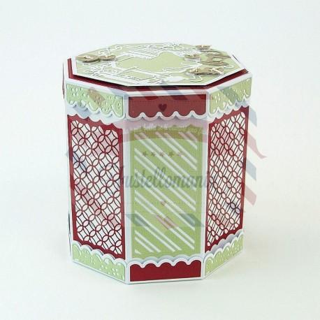 Fustella metallica Tonic Studios My Gift to you Box